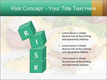 Eggs Benedict PowerPoint Template - Slide 81