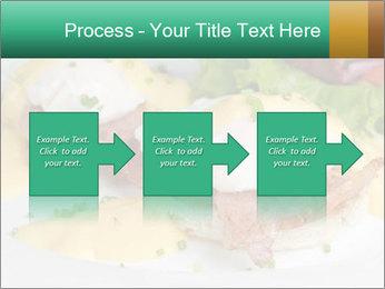 Eggs Benedict PowerPoint Template - Slide 88