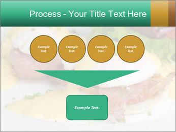Eggs Benedict PowerPoint Template - Slide 93