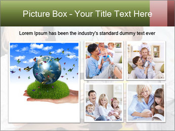 Mother And Adult Daughter PowerPoint Template - Slide 19