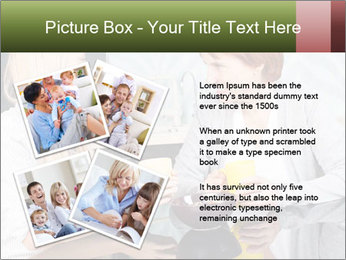 Mother And Adult Daughter PowerPoint Template - Slide 23