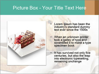 Sweet Pastry PowerPoint Templates - Slide 13