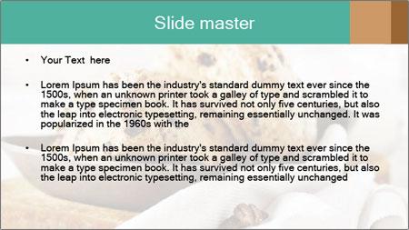 Sweet Pastry PowerPoint Template - Slide 2