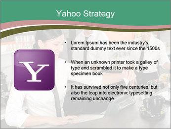 Barista Team PowerPoint Template - Slide 11