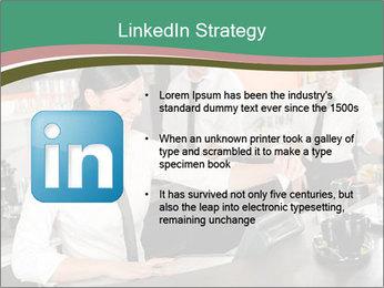 Barista Team PowerPoint Template - Slide 12