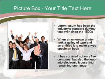 Barista Team PowerPoint Template - Slide 13