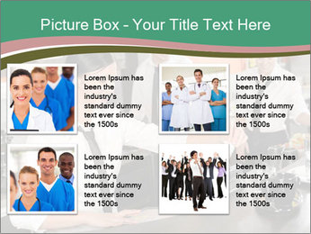 Barista Team PowerPoint Template - Slide 14