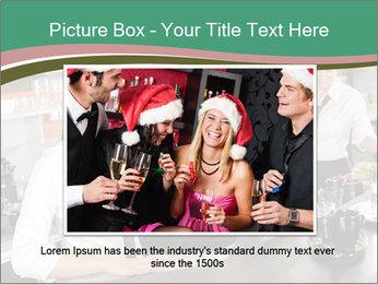 Barista Team PowerPoint Template - Slide 15