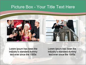 Barista Team PowerPoint Template - Slide 18