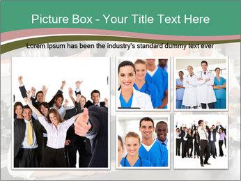 Barista Team PowerPoint Template - Slide 19