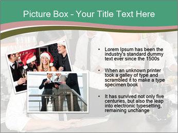 Barista Team PowerPoint Template - Slide 20