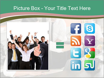 Barista Team PowerPoint Template - Slide 21