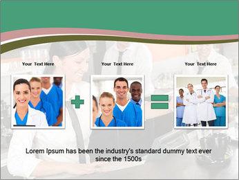 Barista Team PowerPoint Template - Slide 22