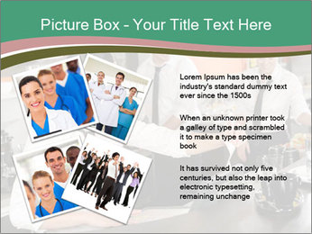 Barista Team PowerPoint Template - Slide 23
