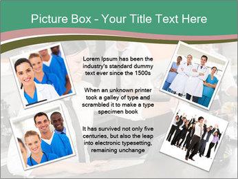 Barista Team PowerPoint Template - Slide 24