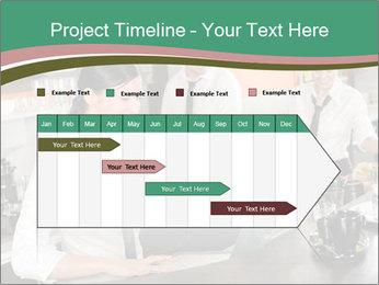 Barista Team PowerPoint Template - Slide 25