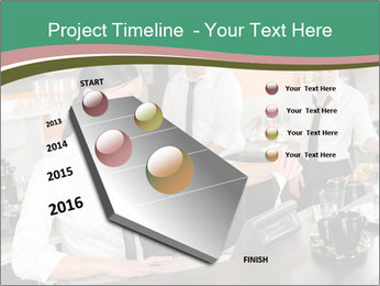 Barista Team PowerPoint Template - Slide 26