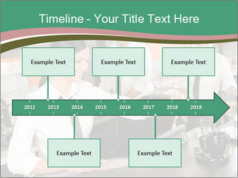 Barista Team PowerPoint Templates - Slide 28