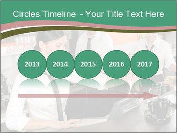 Barista Team PowerPoint Templates - Slide 29