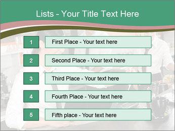 Barista Team PowerPoint Template - Slide 3