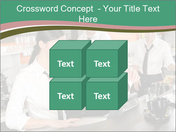 Barista Team PowerPoint Template - Slide 39