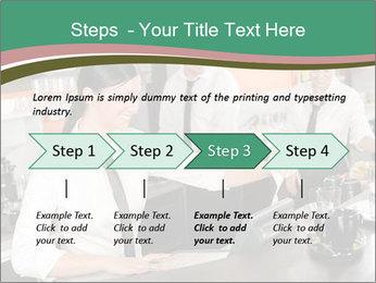 Barista Team PowerPoint Template - Slide 4