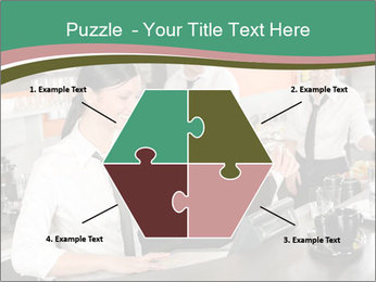 Barista Team PowerPoint Template - Slide 40