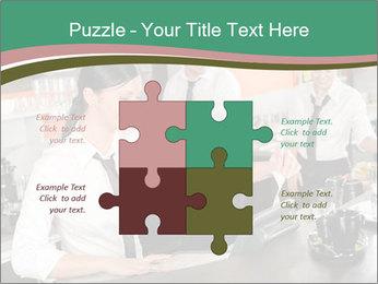 Barista Team PowerPoint Template - Slide 43