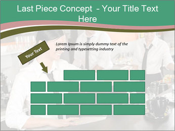 Barista Team PowerPoint Template - Slide 46