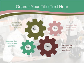 Barista Team PowerPoint Template - Slide 47