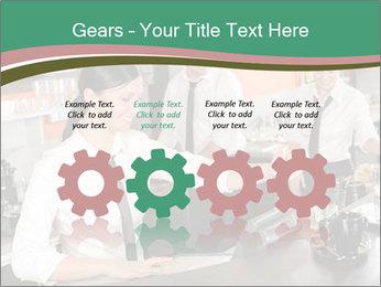 Barista Team PowerPoint Template - Slide 48