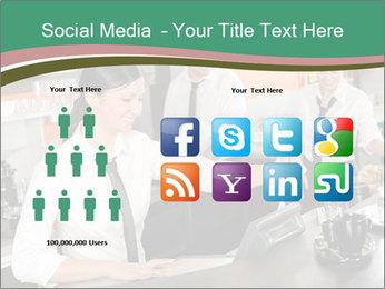 Barista Team PowerPoint Template - Slide 5