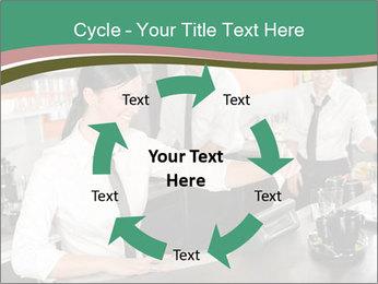 Barista Team PowerPoint Template - Slide 62