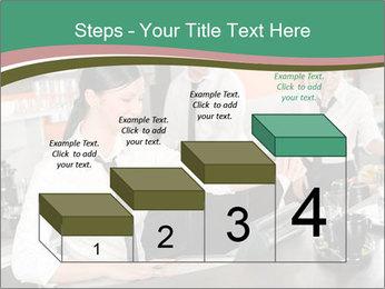 Barista Team PowerPoint Template - Slide 64
