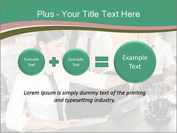 Barista Team PowerPoint Template - Slide 75