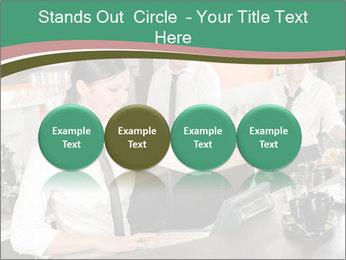 Barista Team PowerPoint Template - Slide 76