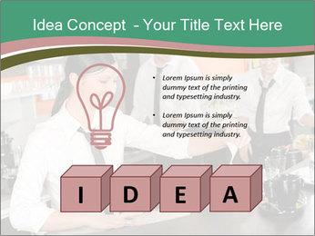 Barista Team PowerPoint Template - Slide 80