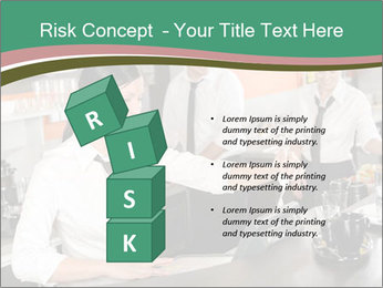Barista Team PowerPoint Template - Slide 81