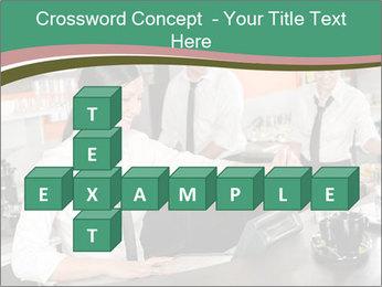Barista Team PowerPoint Template - Slide 82