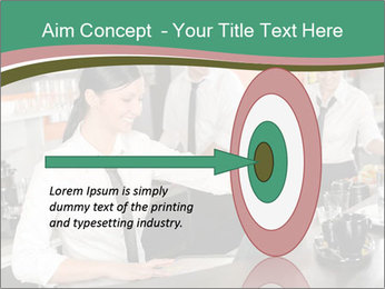 Barista Team PowerPoint Template - Slide 83