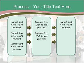 Barista Team PowerPoint Templates - Slide 86