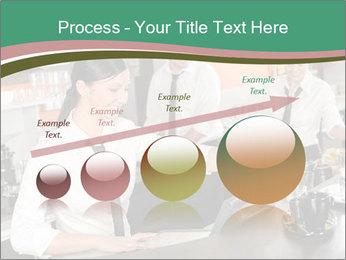 Barista Team PowerPoint Template - Slide 87