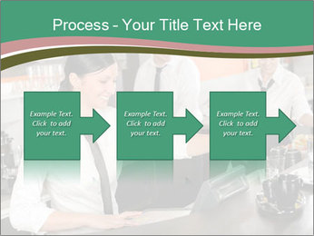 Barista Team PowerPoint Template - Slide 88