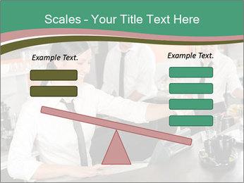 Barista Team PowerPoint Template - Slide 89