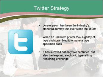 Barista Team PowerPoint Template - Slide 9