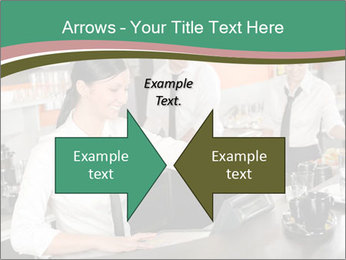 Barista Team PowerPoint Template - Slide 90