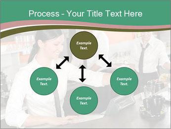 Barista Team PowerPoint Template - Slide 91