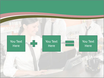 Barista Team PowerPoint Template - Slide 95
