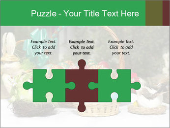 Food On Table PowerPoint Templates - Slide 42