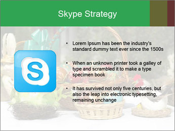 Food On Table PowerPoint Template - Slide 8
